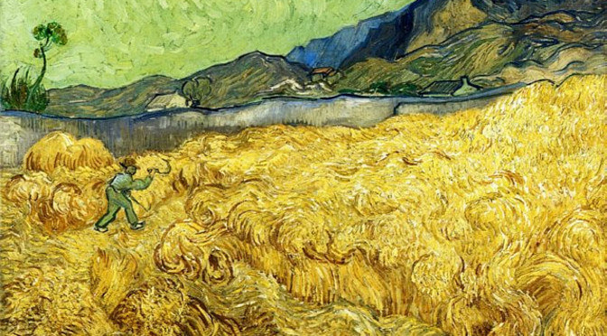 Van Gogh 672x372 - Modern Art from the 19th - 21st Century in Prague