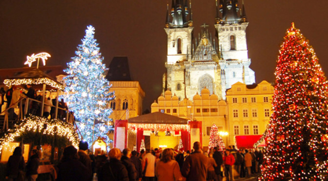 Christmas in Prague with a personal guide
