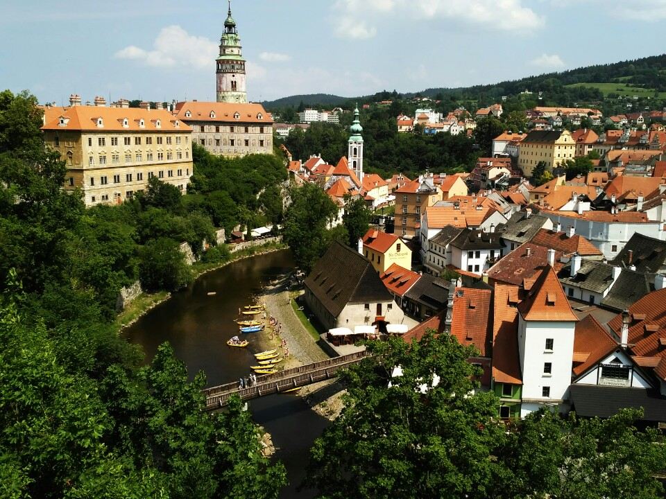 Photo of Cesky krumlov