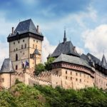 photo of Karlstejn castle in Czech Republic