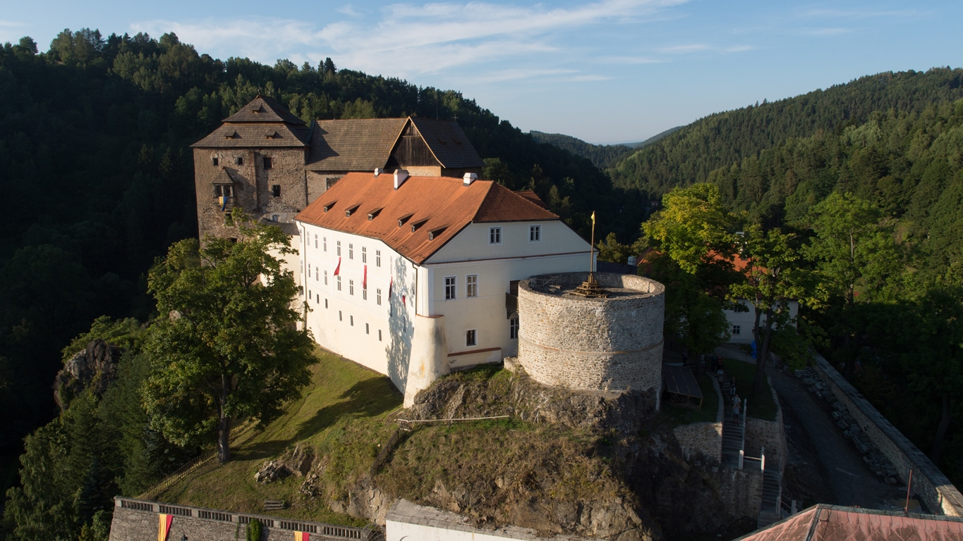 Castle in Czechia