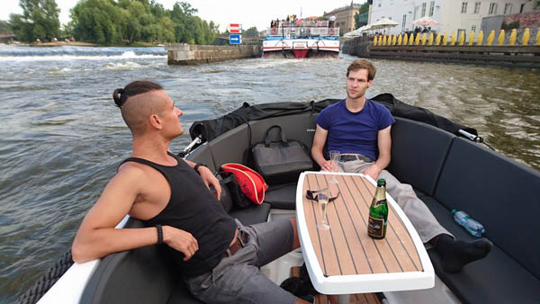 Gay travel in Europe