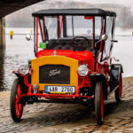 Red Car Insert 150x150 - Private Tour of Prague with Vintage Car Ride