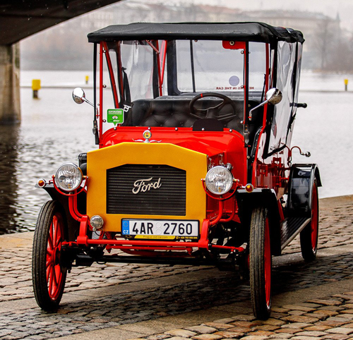 Photo of Model T Ford Vintage Car