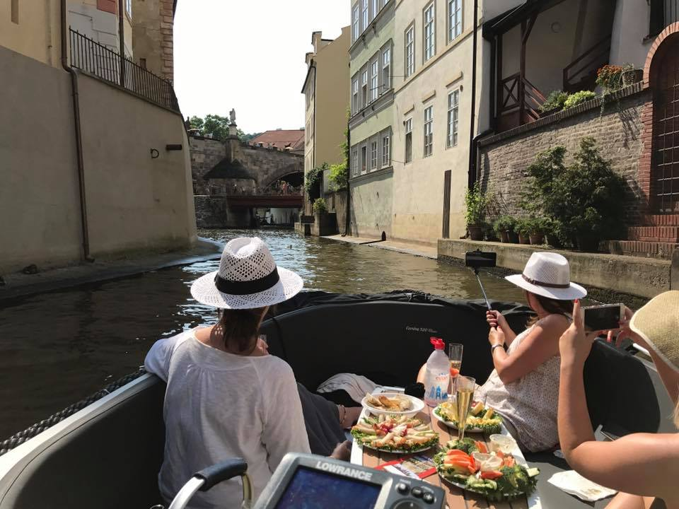 Private Cruise Prague