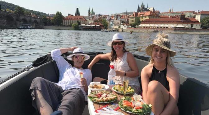 Exclusive Private River Cruise in Prague