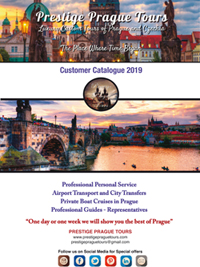 Prague Tour Catalogue