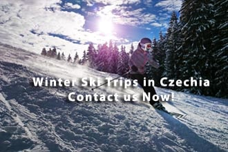 Wnter ski trips in Czech Republic