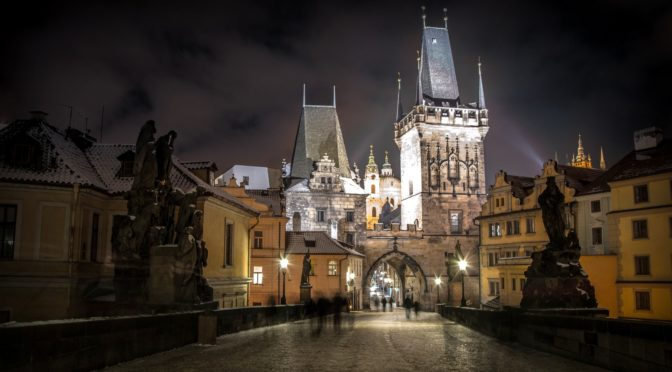 Prague Winter Holiday Sightseeing Tours